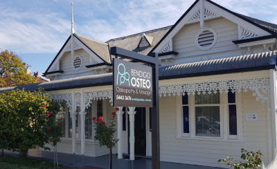 Image of Bendigo Osteo Clinic at 473 Napier St White Hills Bendigo
